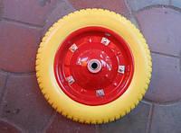 Полиуретановые колеса 3.00 - 8 (16)