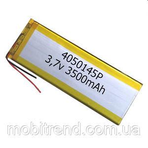 Аккумулятор универсальный 4050145P 5,0cm х 14,5cm 3,7v 3500mAh