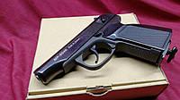 Пистолет пневматический Байкал МР-654К 08 г.в. б/у