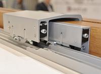 Albatur M02 8220 SFT комплект механизмов для 2 дверей