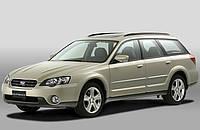 Защита картера двигателя Субару Легаси; Аутбек (2004-2008) Subaru Impreza