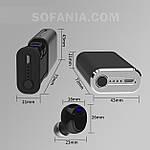 Wi-pods G1 Беспроводные наушники блютуз наушники гарнитура  5.0 оригинал зарядный чехол-кейс., фото 9