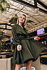 "Платье ""Stileo шелк "", шелк.   Размер:42-46. Разные цвета. (6145), фото 3"