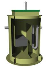 Сепаратори нафтопродуктів AQUALITA-RAIN (тип L)