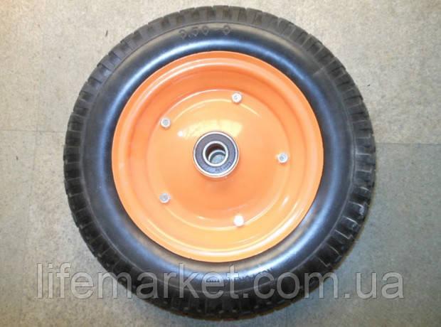 Полиуретановые колеса 3.50 - 8 (20)