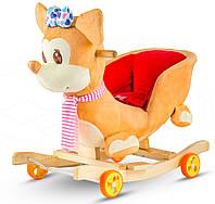 Качалка-каталка Мышенок марки Tobi Toys