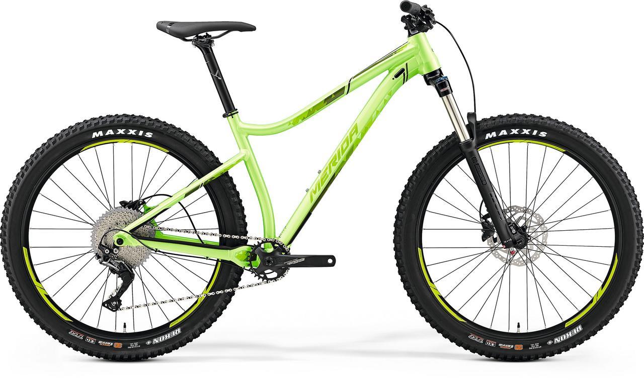 Велосипед горный MERIDA BIG.TRAIL 400  2019