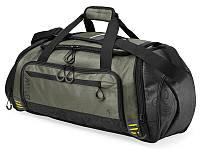 Сумка спортивная BMW Active Sportsbag Functional 80222446007 . Оригинал. Серо-чорного цвета., фото 1