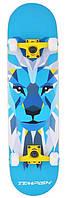 Скейтборд трюковой Tempish - LION - Blue