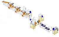 Универсальный модуль переработки шин