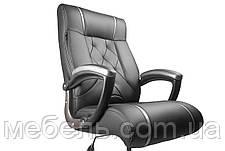 Лучшее офисное кресло на хром.крестовине Barsky Design Chrome BDchr-01, фото 3