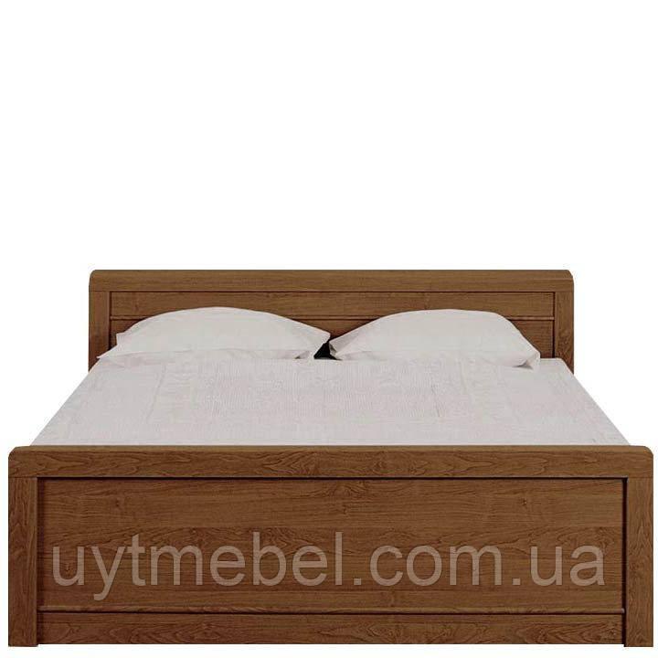 Кровать Лорд 1600 +вклад сосна (Гербор)
