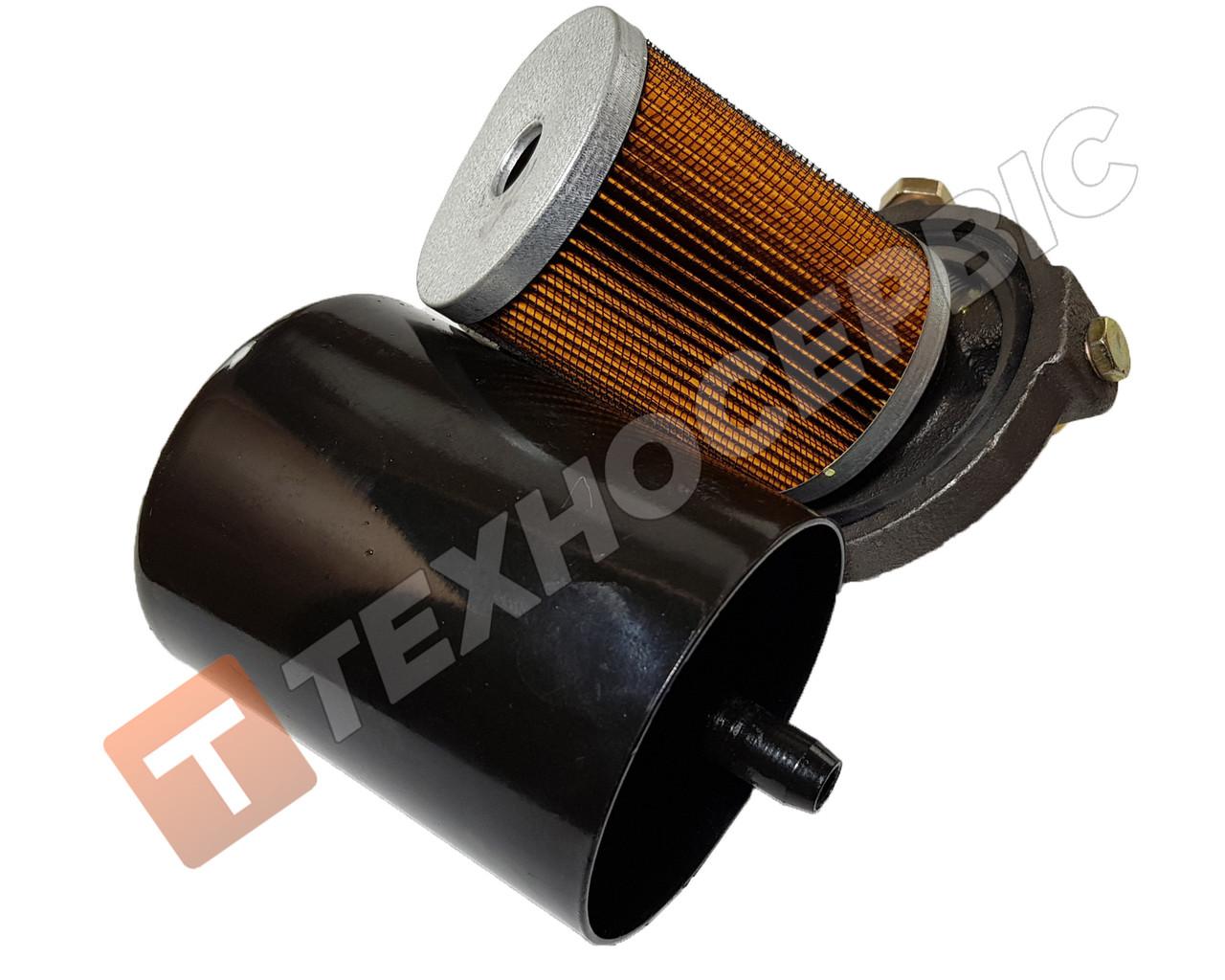 Фільтр тонкого очищення пального в зборі ЯМЗ - ФТОП, фільтруючий елемент МАЗ (236-1117010-А3)