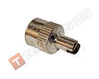 Колпачок  вентиля металлический с ключиком
