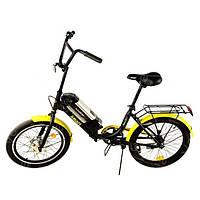 Электровелосипед SMART20-XF04 300W/36V (литиевый аккумулятор 36V), фото 1