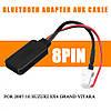 Bluetooth 4.0 Aux блютуз адаптор Suzuki SX4 for Grand for Vitara 2007-2010 8pin