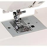 Комп'ютерна швейна машина Janome Quality Fashion 7600, фото 4
