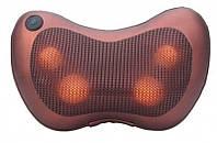 Массажер роликовый для шеи и спины Massage pillow GHM 8028