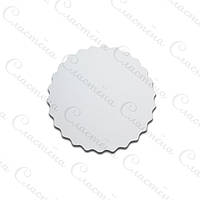 Подложка под торт усиленная — Белая Ø30 см, ДВП