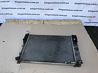 Радиатор основной Mercedes W211 2.7CDI A 211 500 31 02 , фото 1