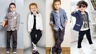 Тонкие детские брюки, штаны