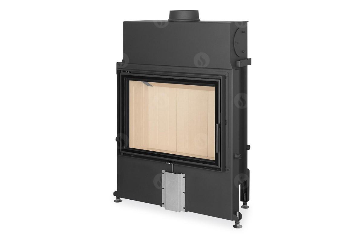 Топка каминная Romotop IMPRESSION 2G 80.60.01 светлый шамот, двойное стекло
