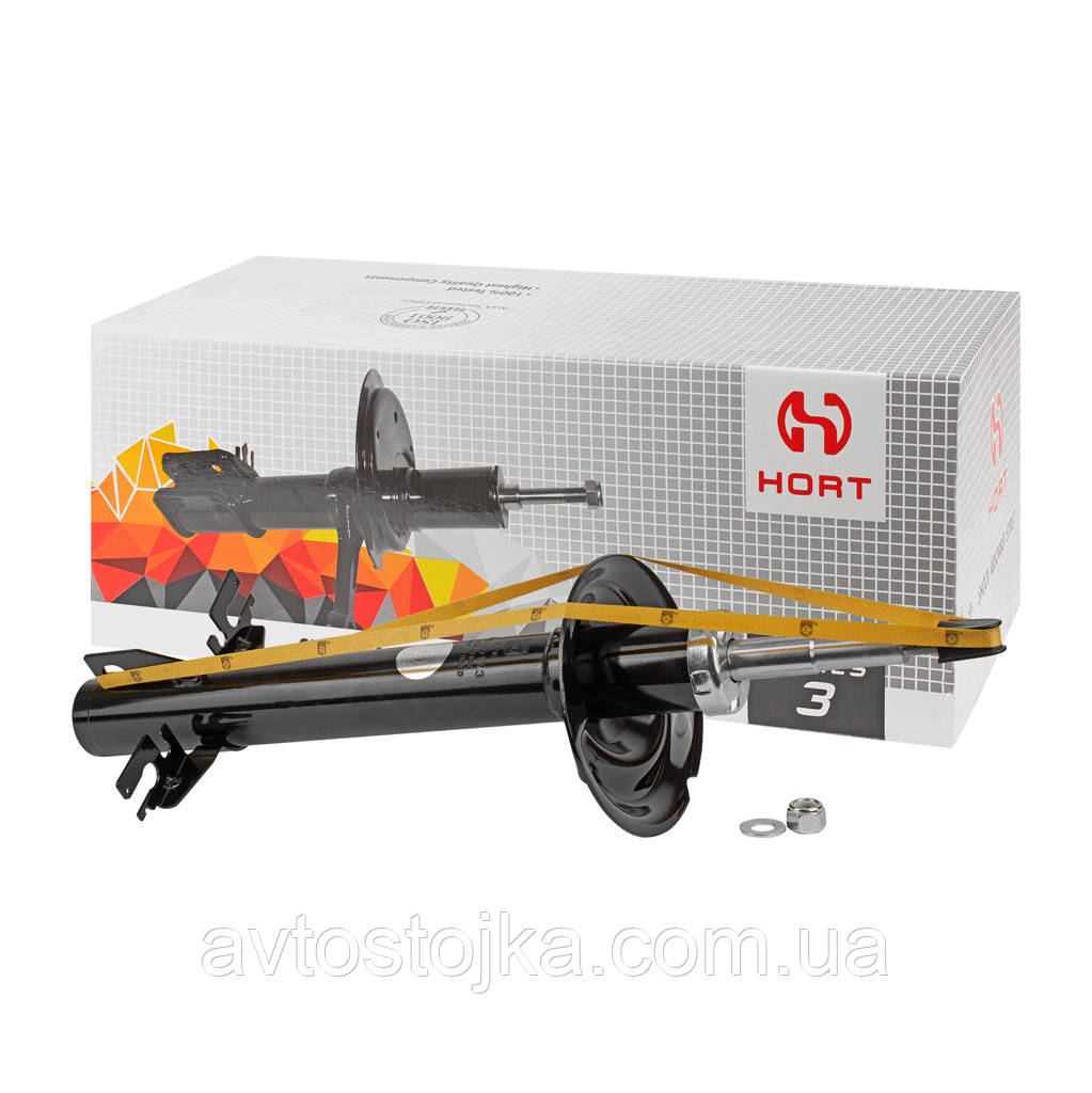 Амортизатор передний CITROEN JUMPER,FIAT DUCATO,PEUGEOT BOXER 2006-2016 HORT (Германия)