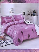 Двуспальное постельное белье фланель (байка)