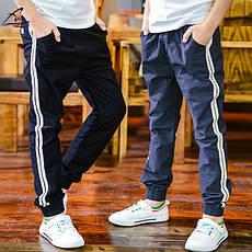 Тонкие спортивные штаны
