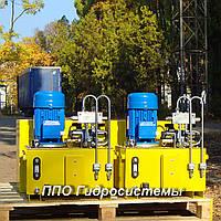 Гидростанция с защитным кожухом Насосная установка серии ST, фото 1