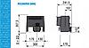 Привод для откатных Комплект автоматики Came BXV-400 Veloce BASE, фото 7