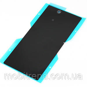 Задняя часть корпуса Sony Xperia Z Ultra C6833 Black