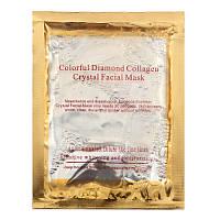 Коллагеновая маска для лица Diamond Collagen Facial Mask White