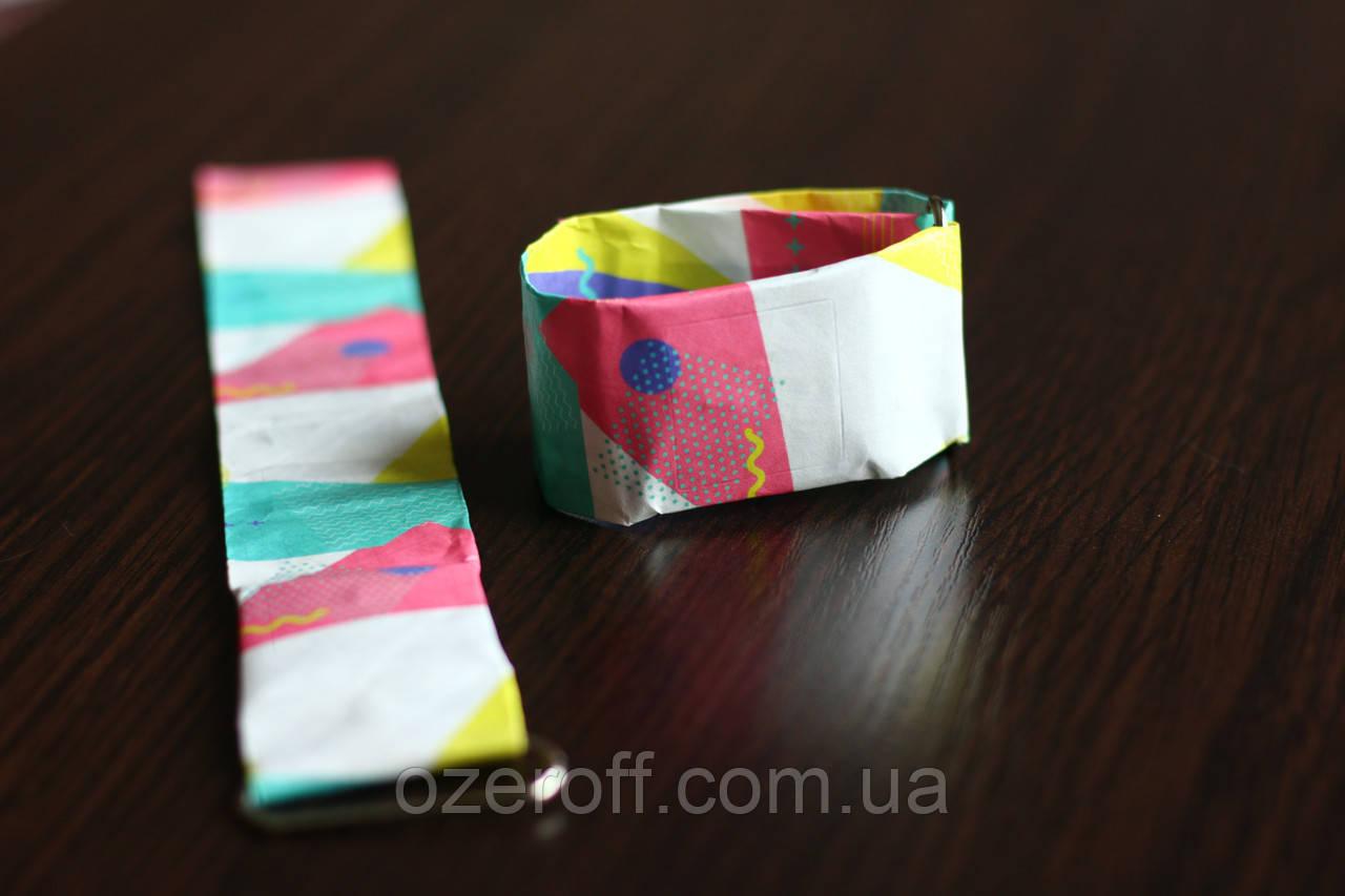 Бумажные часы Paper Watch 003
