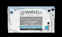Ампулы Markell Cosmetics активный концентрат от отеков и темных кругов под глазами 14 мл  25+