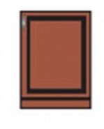Кухня Юля 600 Н комплект для посуд. маш. вишня оксамит (НОВА)
