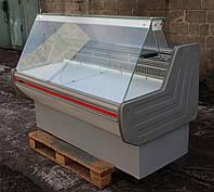 Холодильная витрина гастрономическая «Технохолод Монтана» 1.6 м. (Украина), Хорошее состояние, Б/у , фото 1
