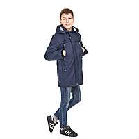 Демисезонная куртка на мальчика 10-15 лет курточка подростковая весенняя M7658