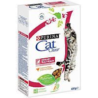 Cat Chow Urinary Tract Health корм для профилактики мочекаменной болезни у кошек, 0,4 кг