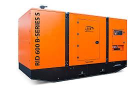 Дизельный генератор RID 600 B-SERIES S (480 кВт)