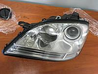 Фара левая, ксенон Mercedes ML, W164, 2006 г.в. A1648200961, A1648205361