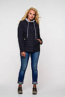 Куртка весна-осень Адриен цвет темно-синий