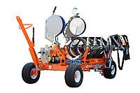 Стыковой сварочный аппарат Ritmo Delta 355 TRAILER, фото 1