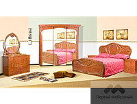 Спальня Виктория тумба прикроватная кор.ореха (НОВА)