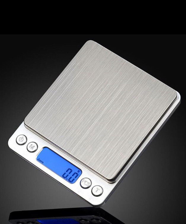Весы ювелирные c 2мя чаша VS-1208-5 ACS 500gr/0,01gr (50 шт/ящ)