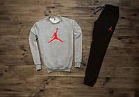 Мужской спортивный костюм Jordan 2 old school отличного качества Реплика