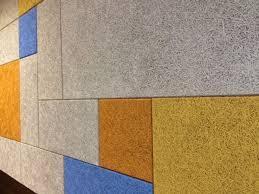 Декоративные шумопоглощающие панели