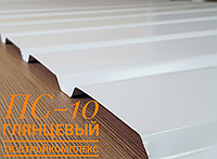 Профнастил ПС-10 цветной RAL 0,4мм (1180/1140) Корея Dongbu Steel, фото 1