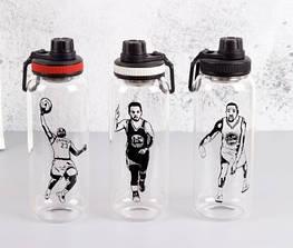 Бутылка спортивная шейкер NBA 1000 мл