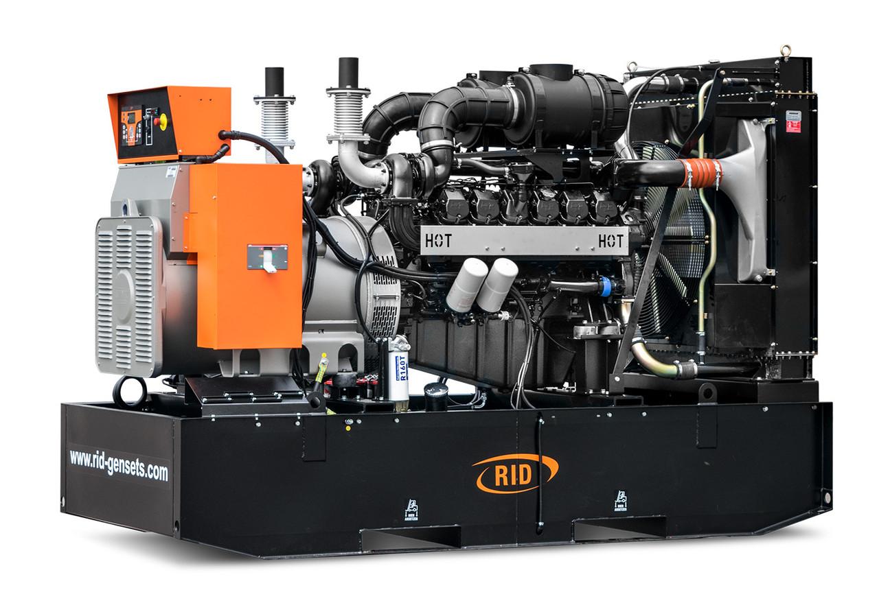 Дизельный генератор RID 750 B-SERIES (600 кВт)